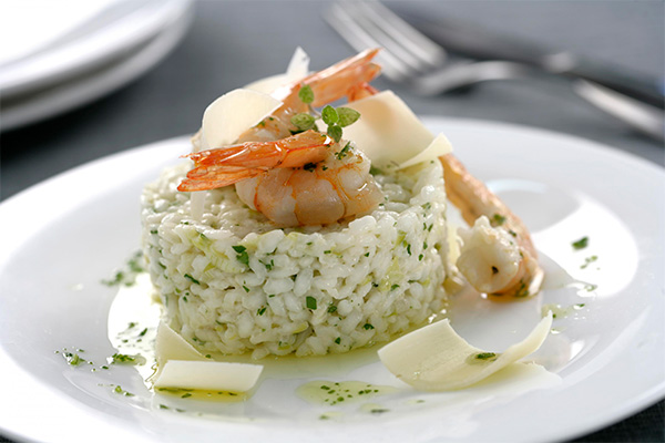Los mejores risottos de los mejores cocineros el risotto for Como cocinar risotto de setas