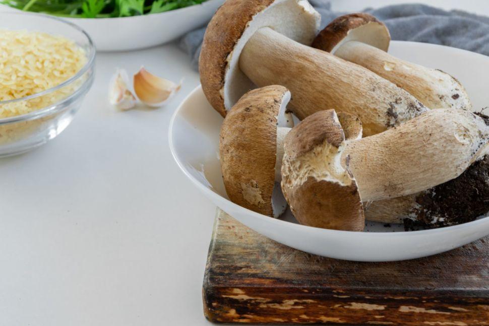 setas-boletus-y-arroz-arborio-scotti